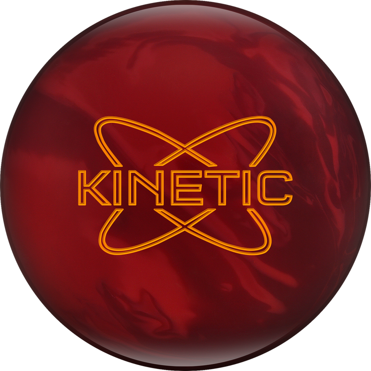 Track Kinetic Ruby front view