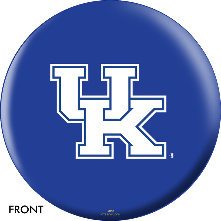 NCAA University of Kentucky Bowling Ball