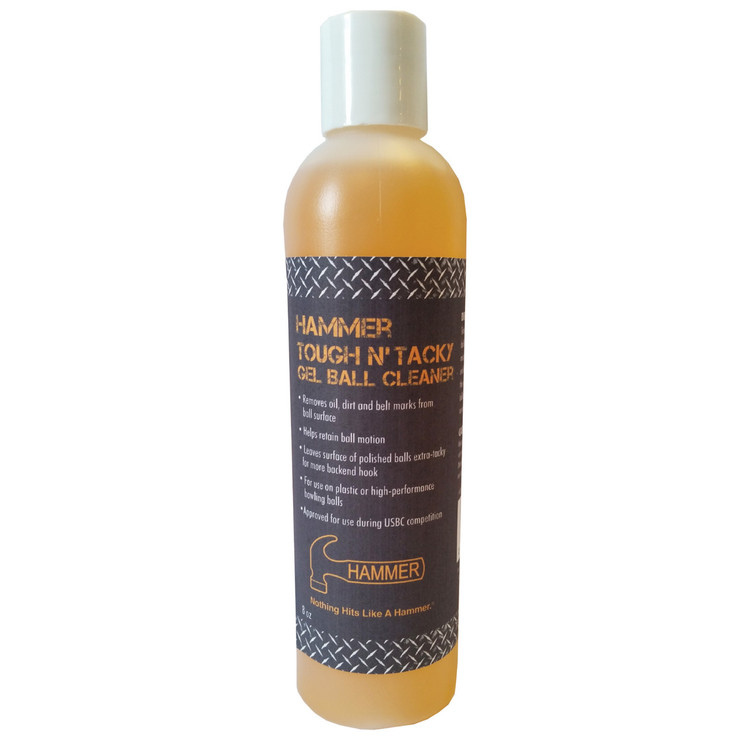 Hammer Tough 'N Tacky Ball Cleaner 8 oz. Bottle