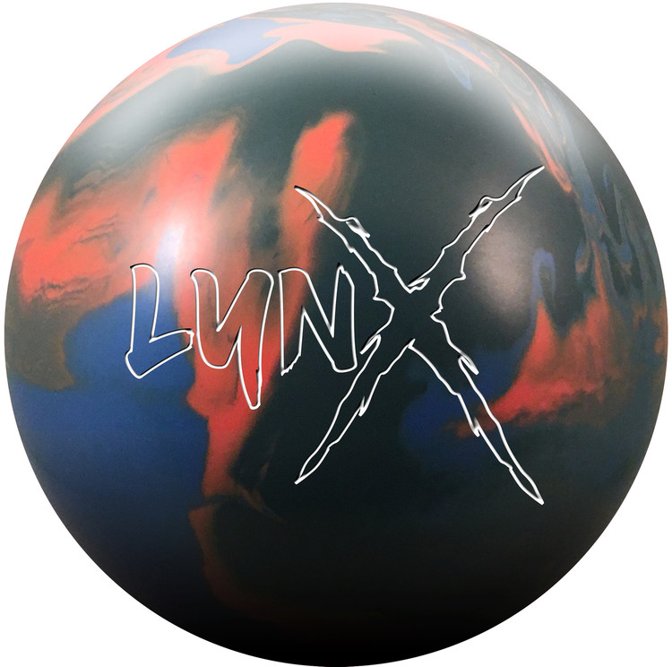 Seismic Lynx Bowling Ball