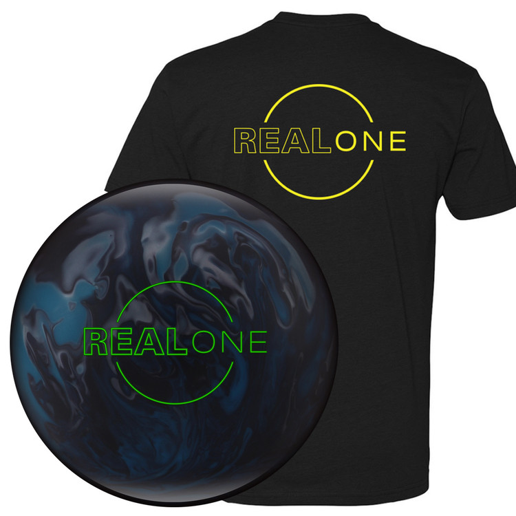 Ebonite Real One Bowling Ball Combo