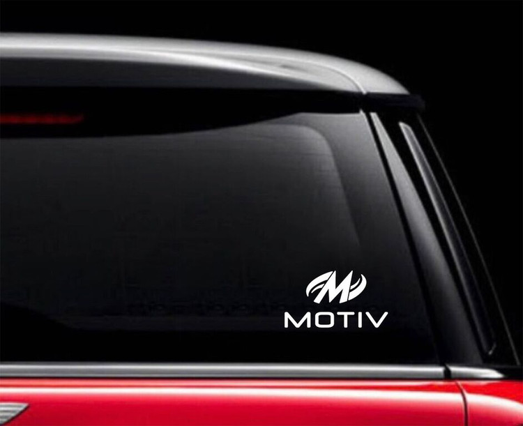 Motiv Classic II Car Decal