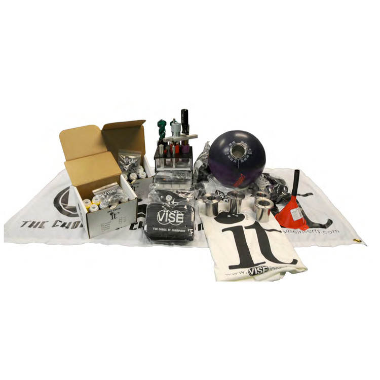 Vise IT Interchangeable Thumb Starter Kit