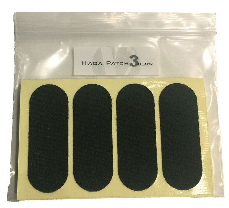 Vise Hada Patch 3 Black 1 Pack (40 Strips)