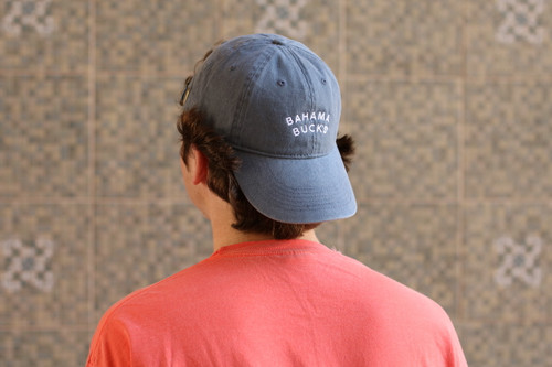 Denim Blue Comfort Colors Hat