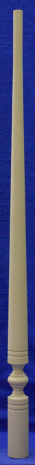 Bellingham Round Bottom Pin Top Baluster