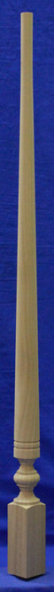 Bellingham Square Bottom Pin Top Baluster