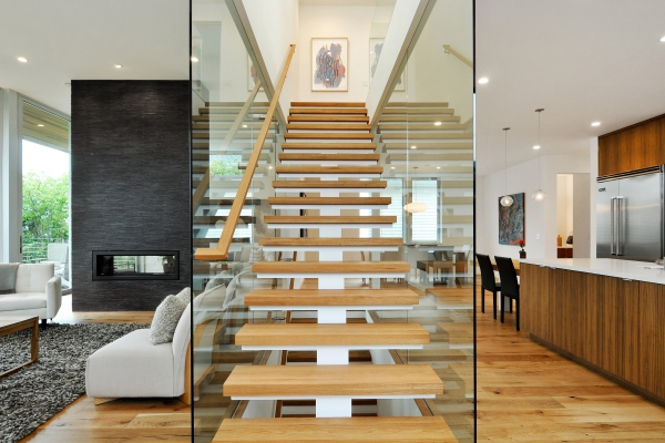 Thick Stair Treads