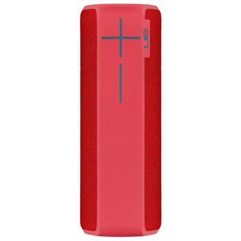 Logitech UE BOOM 2 Waterproof Bluetooth Speakers Cherry Bomb Red
