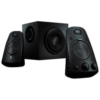 LOGITECH Z623 2.1 Speaker System THX Certified Speakers