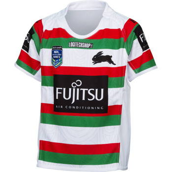 Rabbitohs 2015 Kids (Size 12)  Auckland 9's Jersey
