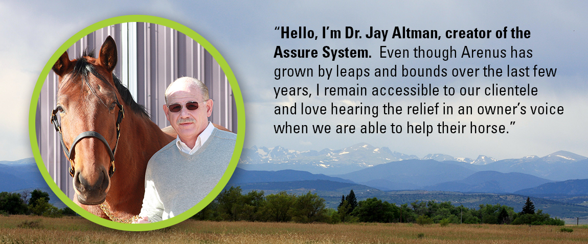 Quote from Dr. Jay Altman