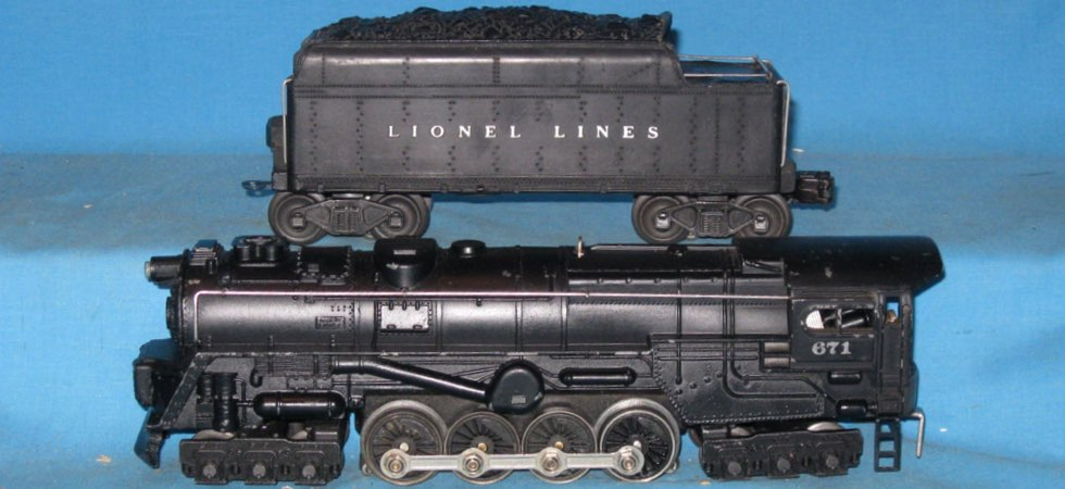 Lionel Trains Library – Diagram Of Engine Lionel