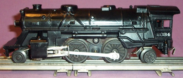 Motive power steam scout 2034 scout locomotive lionel trains 2034 scout locomotive cheapraybanclubmaster Gallery