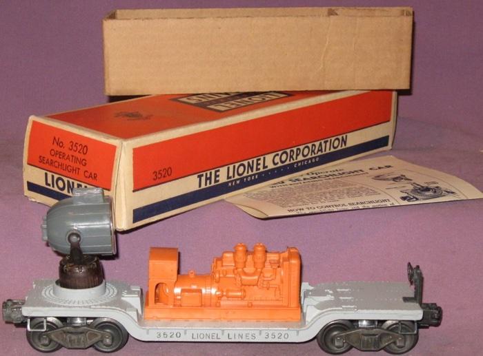 3520a?t=1451884306 freight cars searchlight cars 3520 searchlight car lionel Lionel 50 Gang Car 2 Men at crackthecode.co
