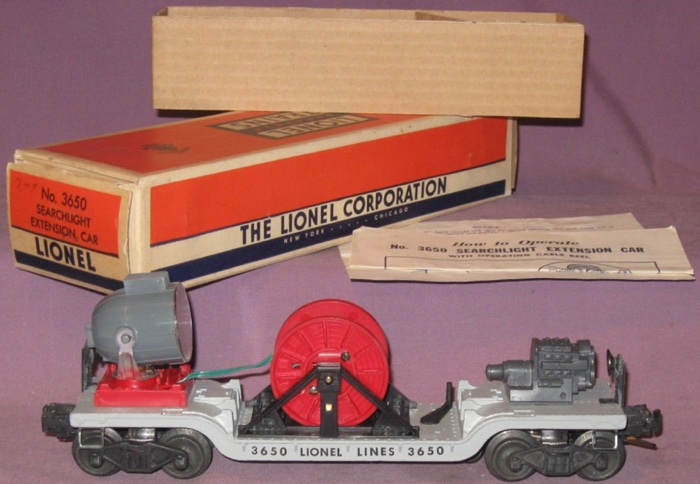 3650a?t=1451885299 freight cars searchlight cars 3650 searchlight extension car wiring diagram for a lionel 50 gang car at readyjetset.co