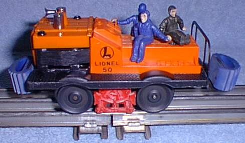 motive power motorized units 50 gang car lionel trains library rh postwarlionel com
