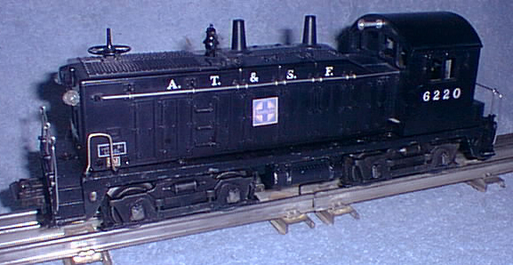 Motive power diesels nw2 switcher 6220 at sf lionel 6220 at sf cheapraybanclubmaster Gallery