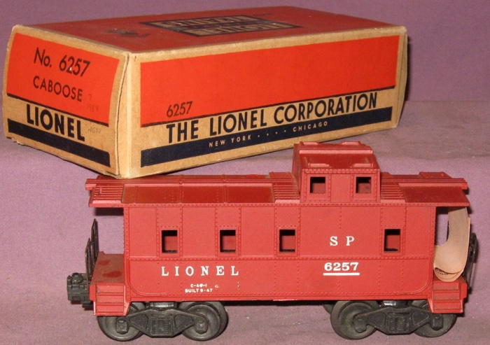 6257b?t=1452901739 cabooses sp style 6257 lionel lines lionel trains library Lionel 50 Gang Car 2 Men at bakdesigns.co