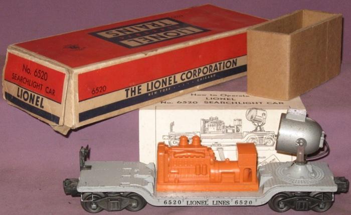 6520a?t=1451885607 freight cars searchlight cars 6520 searchlight car lionel Lionel 50 Gang Car 2 Men at readyjetset.co