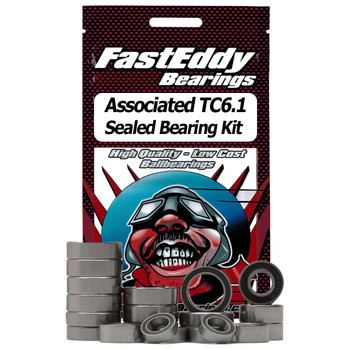 Team Associated TC6.1 Sealed Bearing Kit