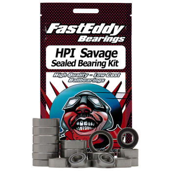 HPI Savage Sealed Bearing Kit (Nitro Only)