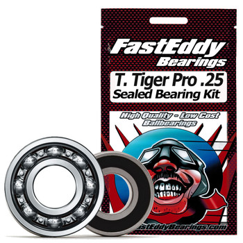 Thunder Tiger Pro .25 Sealed Bearing Kit