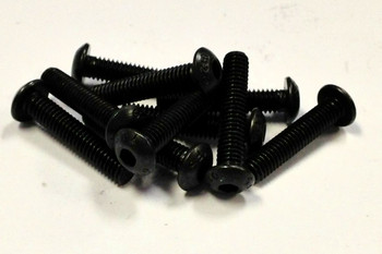 M4X20 BHCS (10 Units Button Head Cap Screw)