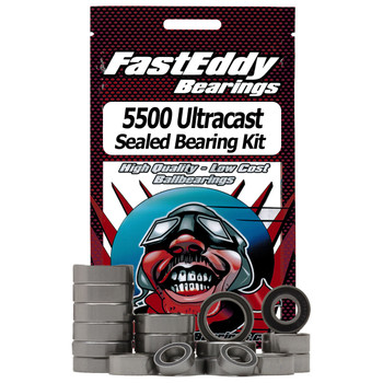 Abu Garcia 5500 Ultracast Fishing Reel Rubber Sealed Bearing Kit