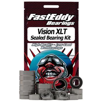 Pinnacle Vision XLT Fishing Reel Rubber Sealed Bearing Kit