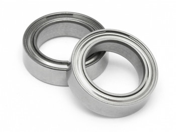 6x12x4 Metal Shielded Bearing MR126-ZZ