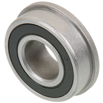 3x8x3 Flanged Rubber Sealed Bearing MF83-2RS