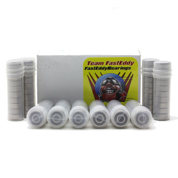 12x21x5 Rubber Sealed Bearing 6801-2RS (100 Units)