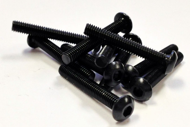 M3X20 BHCS (10 Units Button Head Cap Screw)