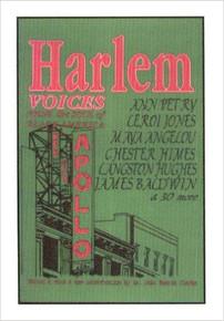 HARLEM VOICES: From the Soul of Black America, by John Henrik Clarke