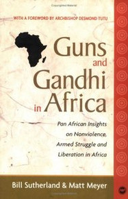 GUNS AND GANDHI IN AFRICA: Pan African Insights on Nonviolence, Armed Struggle and Liberation in Africa, by Bill Sutherland and Matt Meyer