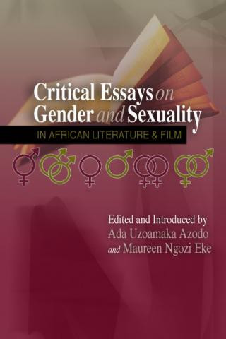 essays about gender and sexuality Shelby scott black gender & sexuality february 25, 2015 teacher name mammy since the civil war the mammy image can still be seen in indirect ways over.