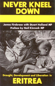 NEVER KNEEL DOWN: Drought, Development and Liberation in Eritrea, by James Firebrace
