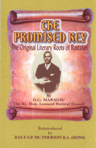 THE PROMISED KEY by Ras E.S.P. McPherson B.A.