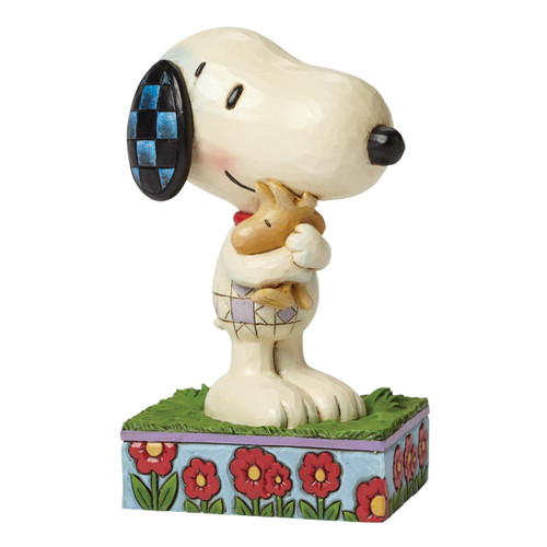 Snoopy and Woodstock Hug Time