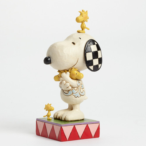Snoopy, Woodstock, and Friends Peanuts by Jim Shore Item 4043614