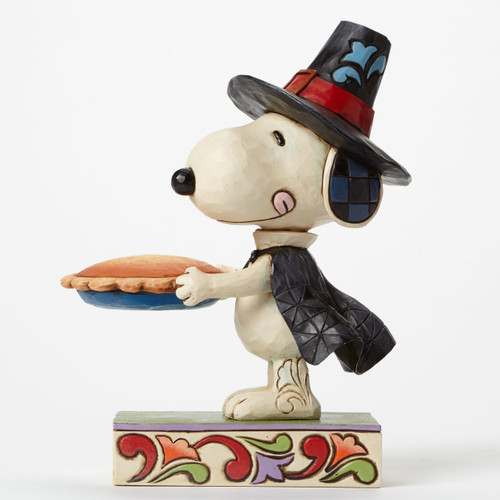 Pilgrim Snoopy Peanuts by Jim Shore 4045890