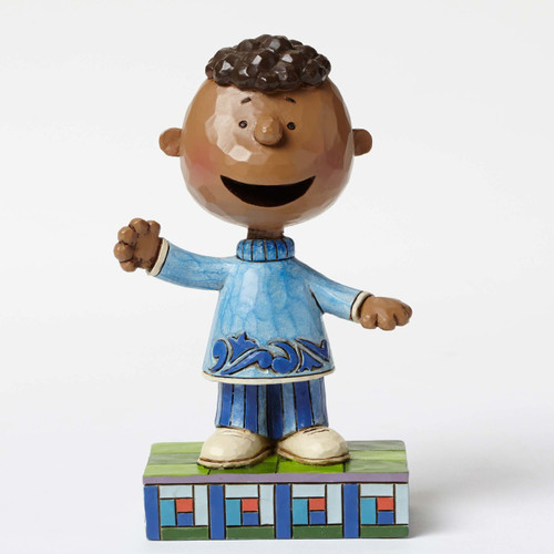 Franklin Personality Pose Peanuts by Jim Shore 4049404