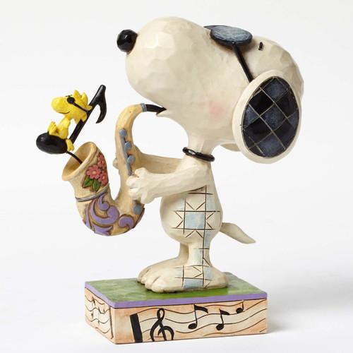 The Blues Beagle Peanuts by Jim Shore 4049418