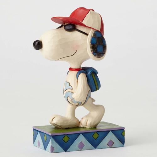 Joe Cool Snoopy Student Peanuts by Jim Shore 4052725