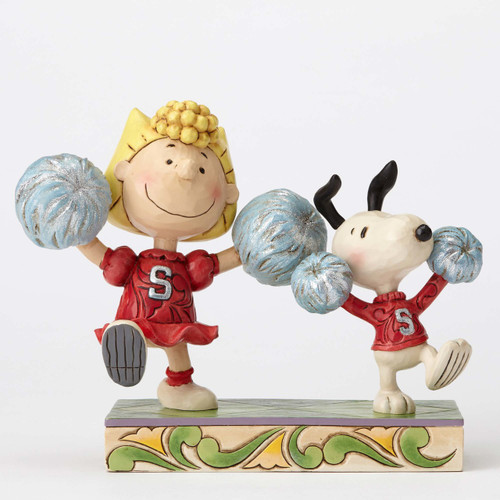 Snoopy Sally Peanuts by Jim Shore 4054083