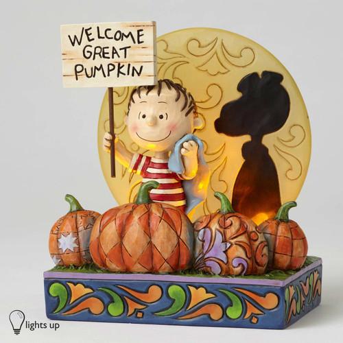 Linus Peanuts by Jim Shore 4055651