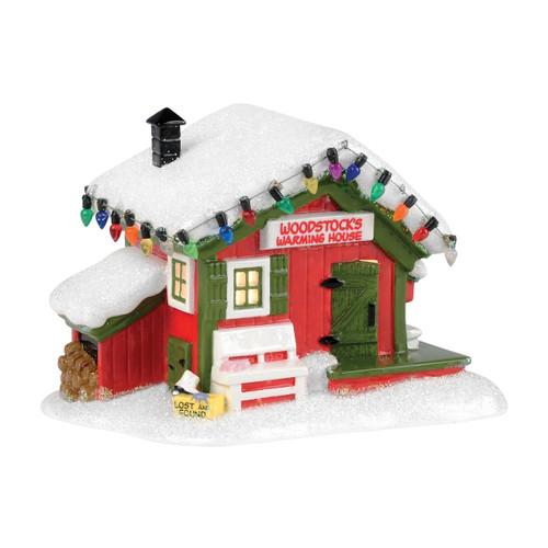 Peanuts Village Woodstock's Warming House 4032208