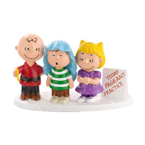Peanuts Village 3 Part Harmony 4032416