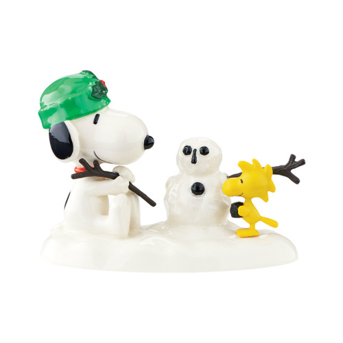 Snoopy Woodstock Building Friendships 4043274
